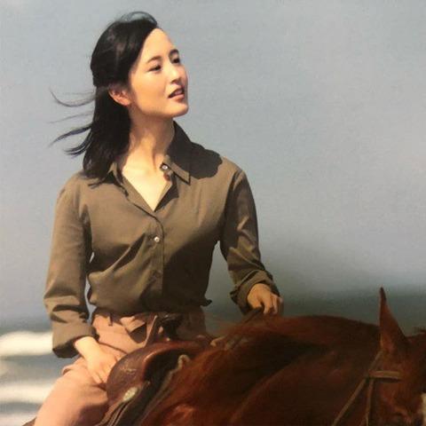 ますます綺麗になっていく藤田菜七子騎手は競馬界のNo1アイドル