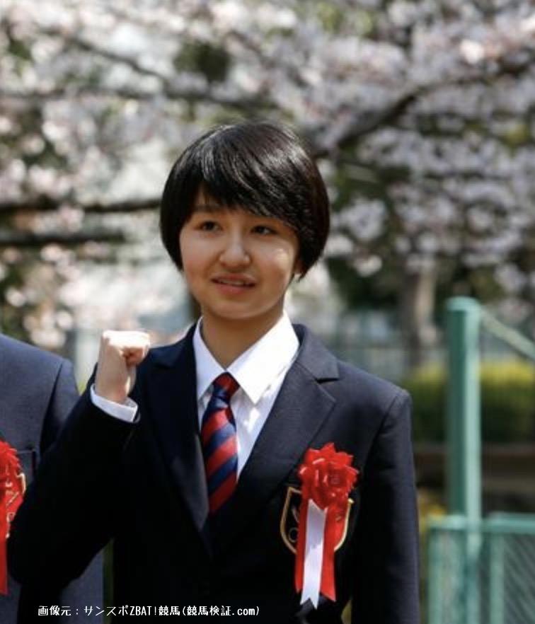 第二の藤田菜七子と期待される古川菜穂騎手
