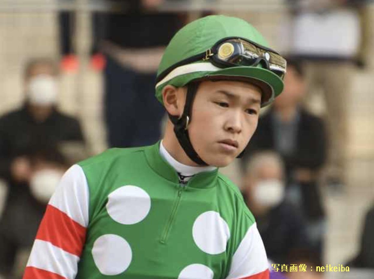 亀田温心騎手もデビューで騎乗した馬は「ハハハ」