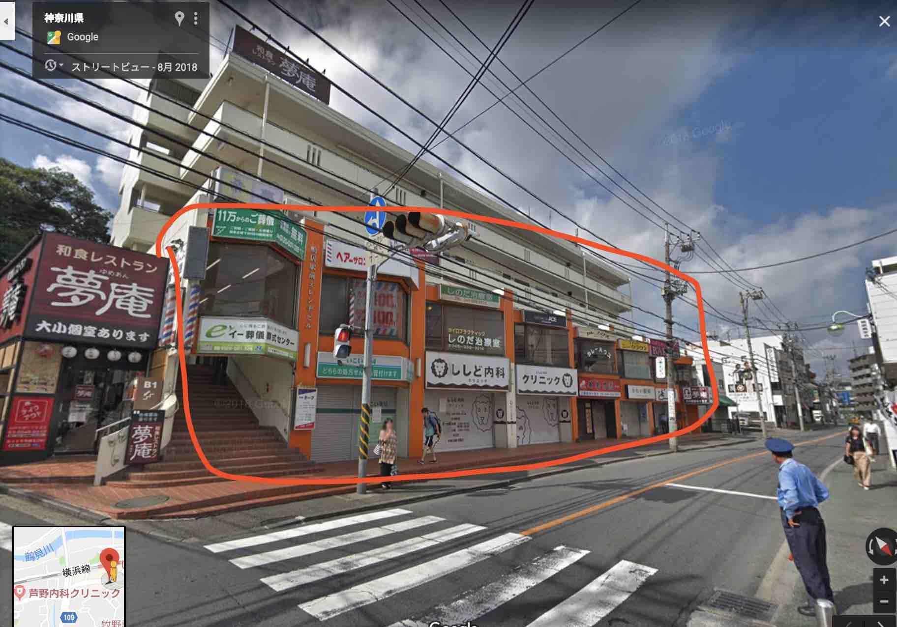 細川達成のTHE・万馬券!という競馬予想サイトの運営者ゲートウェイの旧住所