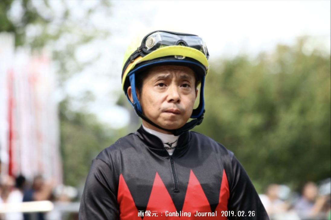 岩田康誠騎手の画像