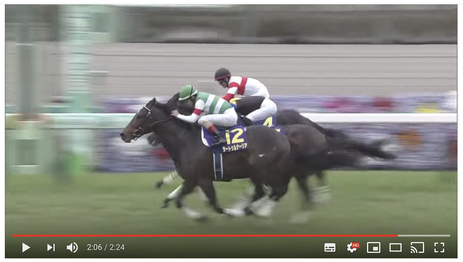 2019年皐月賞で見せた川田将雅騎手のぶつかり合い