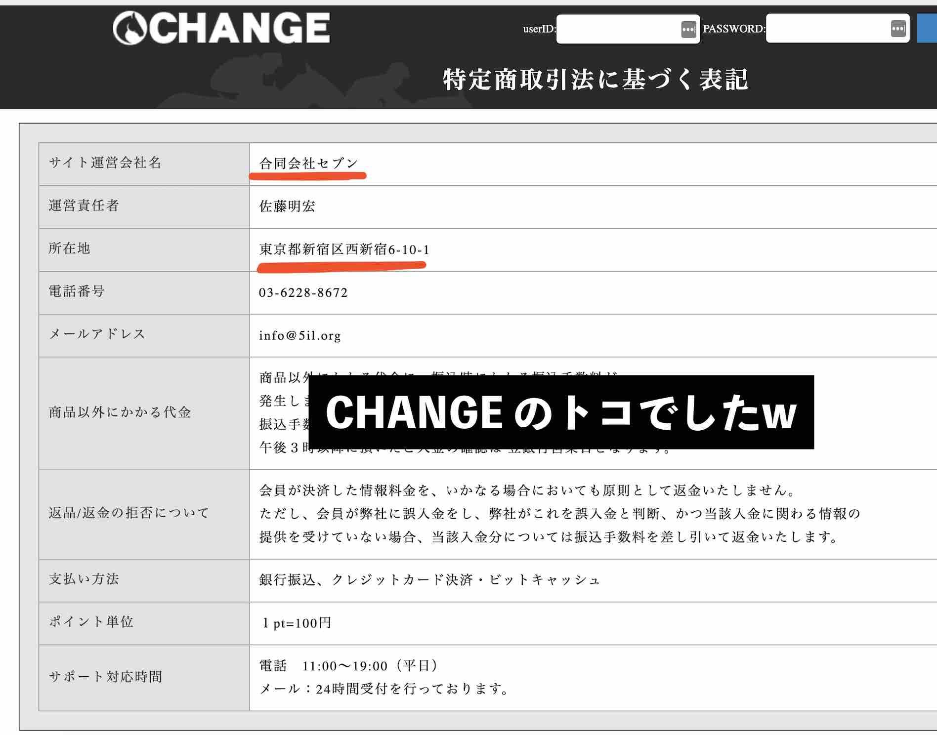 令和競馬(令和ケイバ)という競馬予想サイトはCHANGEと同じ運営