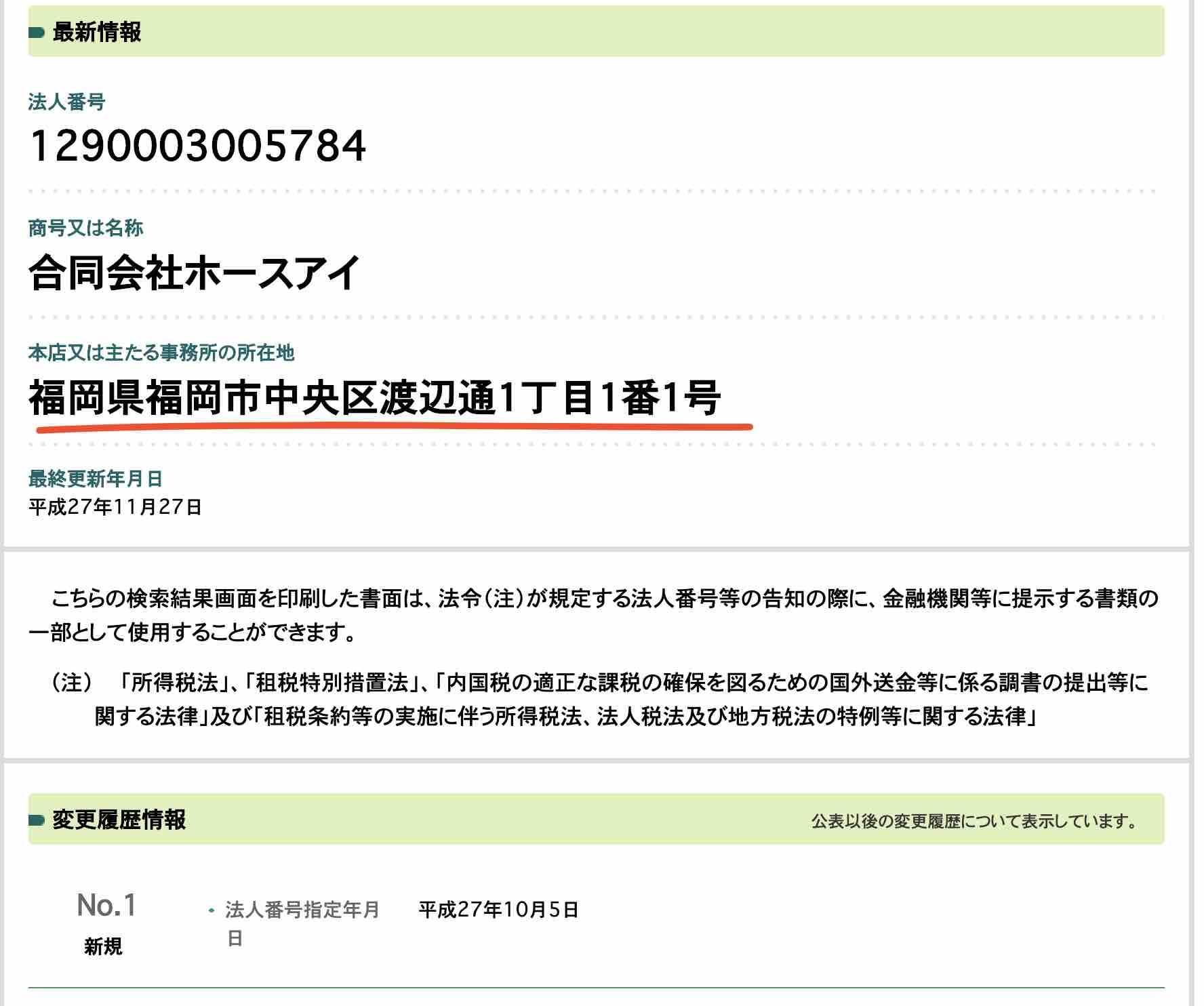 勝馬の栞という競馬予想サイトの合同会社ホースアイの会社情報