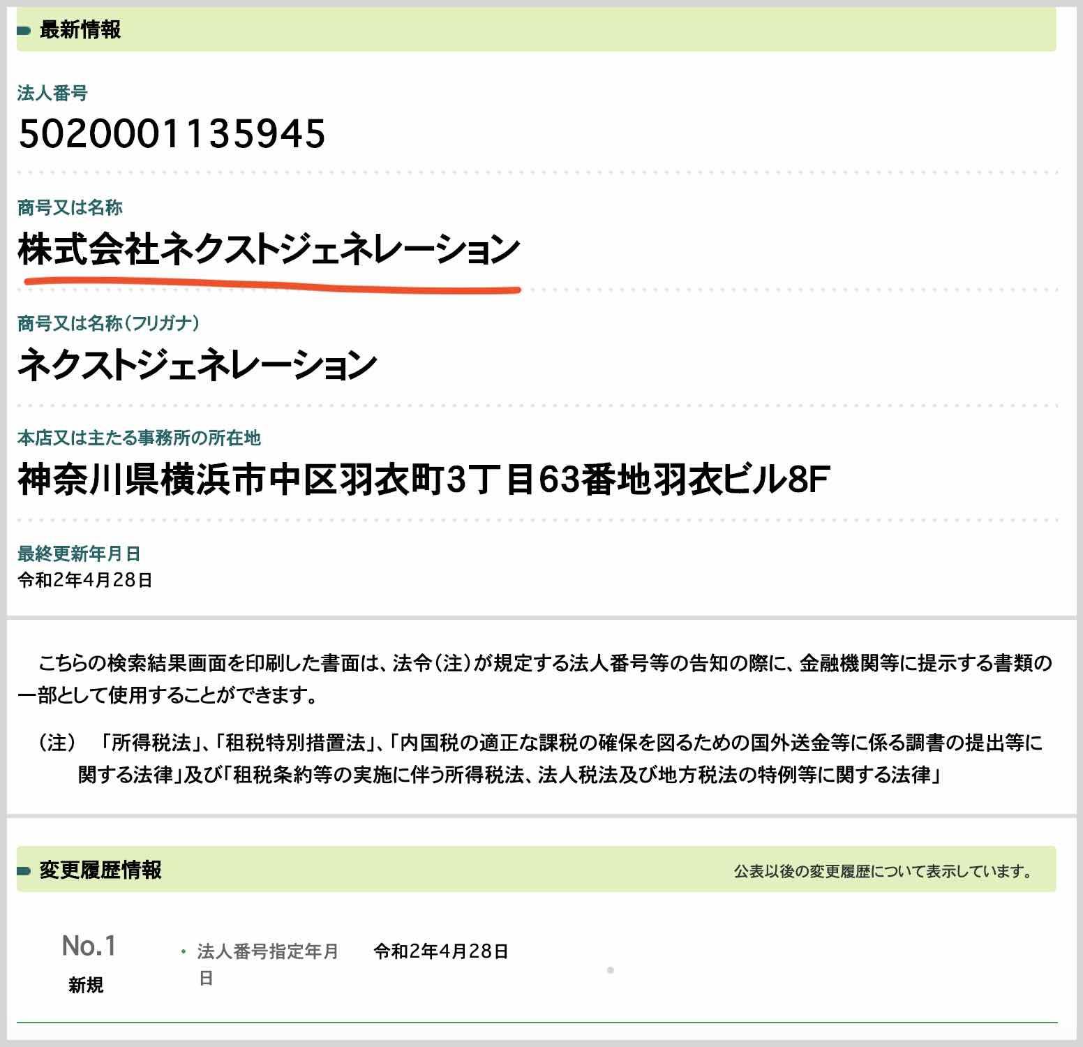うまスタという競馬予想サイトの株式会社ネクストジェネレーションの情報