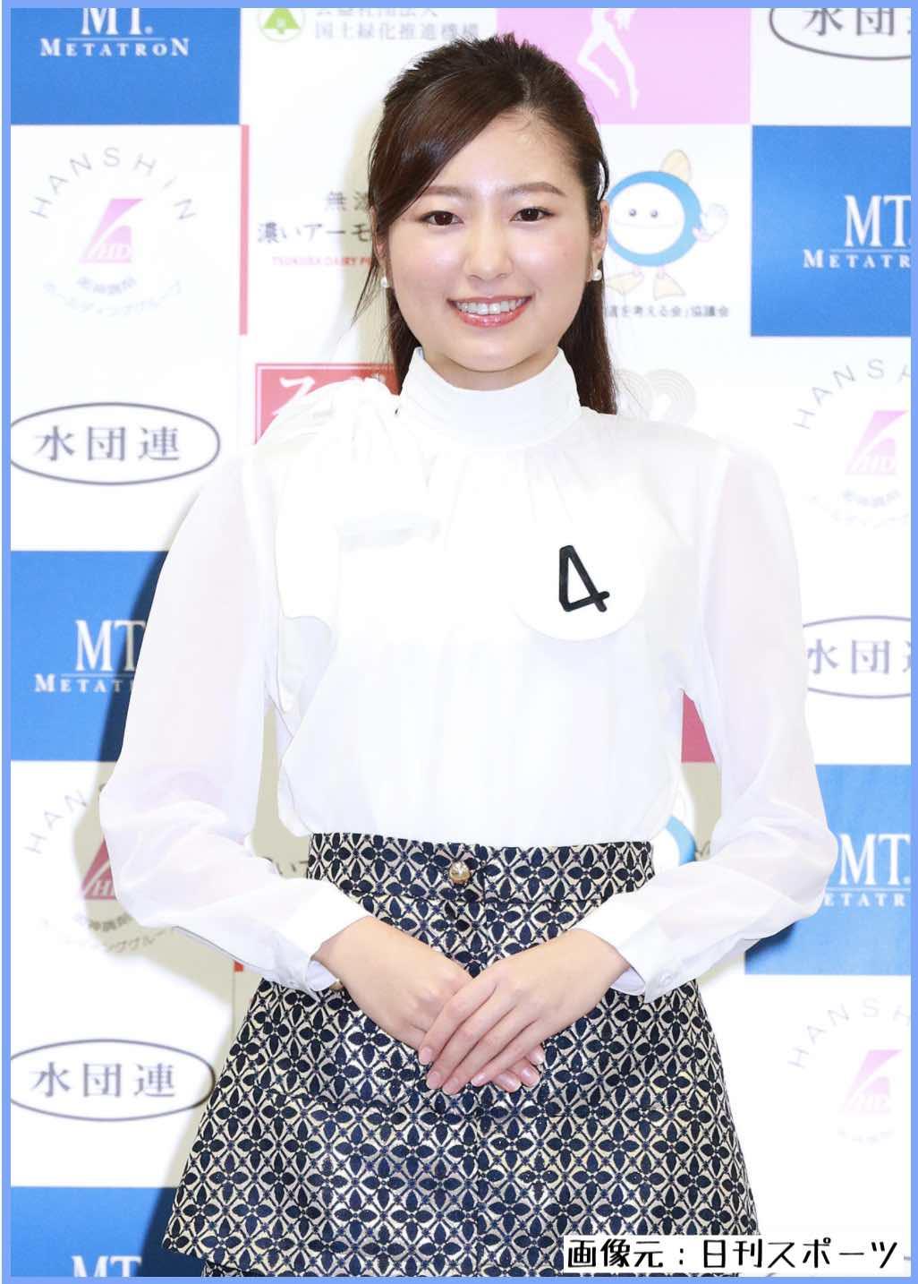 松井繁の娘・松井朝海が第53回ミス日本コンテスト2021のファイナリストに
